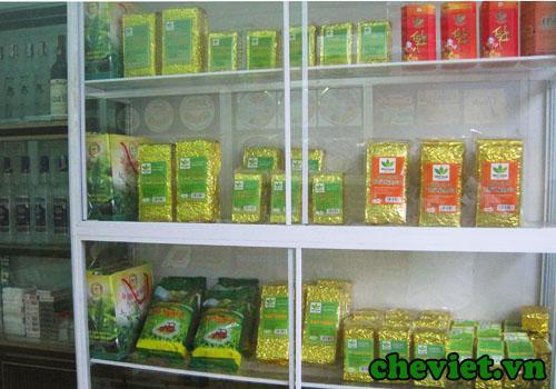 Chè thái nguyên ở  tại long Biên, Hà Nội