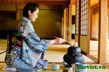 Tìm hiểu Nghệ thuật Trà đạo Nhật Bản (P2)