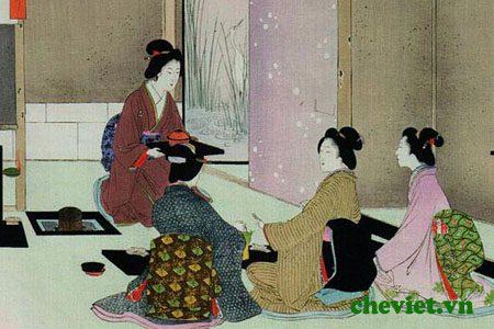 Tìm hiểu nghệ thuật trà đạo Nhật Bản (P1)