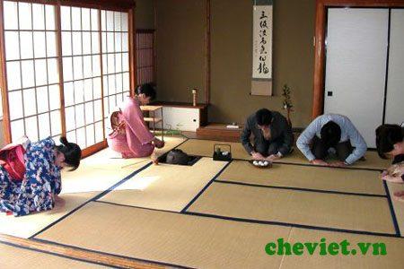 Tìm hiểu Nghệ thuật Trà đạo Nhật Bản (P3)