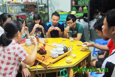 Trà Thái Nguyên tại Cần Thơ