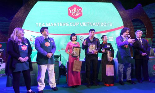 Festival promotes Thai Nguyen tea products