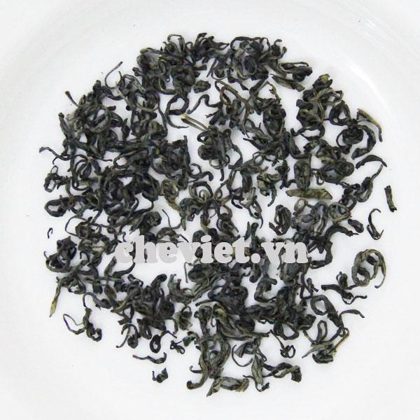 Hình ảnh Cánh trà Tân Cương Lộc xuân