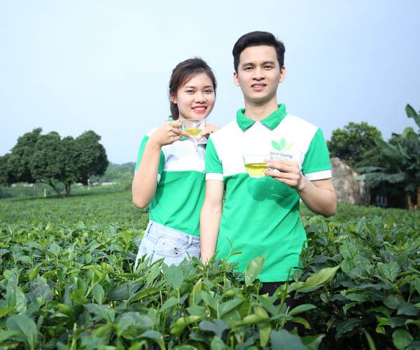 Trà Thái Nguyên ngon nhất quả đất