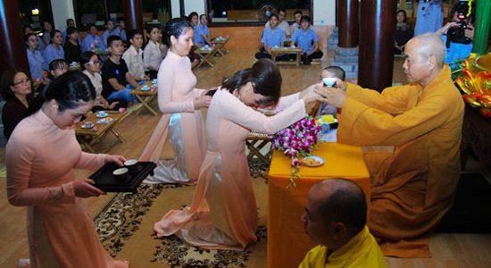 Tiệc trà Thái Nguyên
