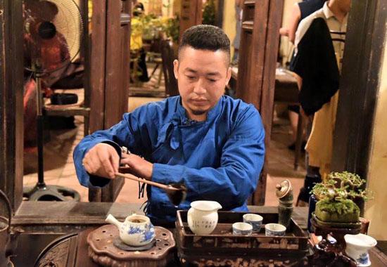 Sản phẩm chè Thái Nguyên được người Huế yêu dùng