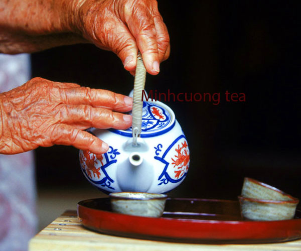 Thưởng trà Thái Nguyên là một nghệ thuật