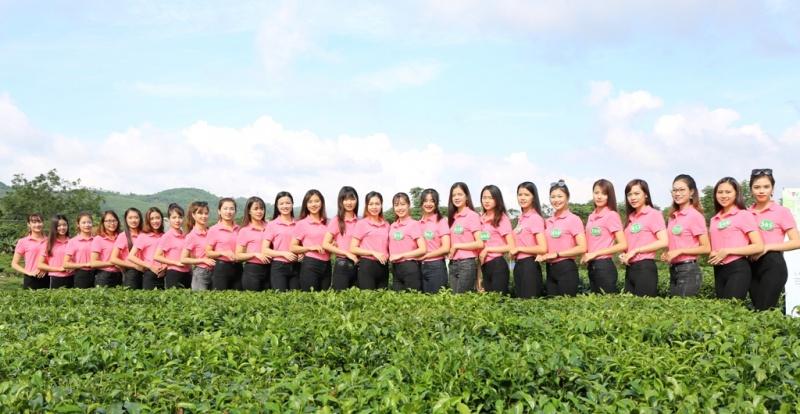 Người đẹp xứ Trà Thái Nguyên 2017