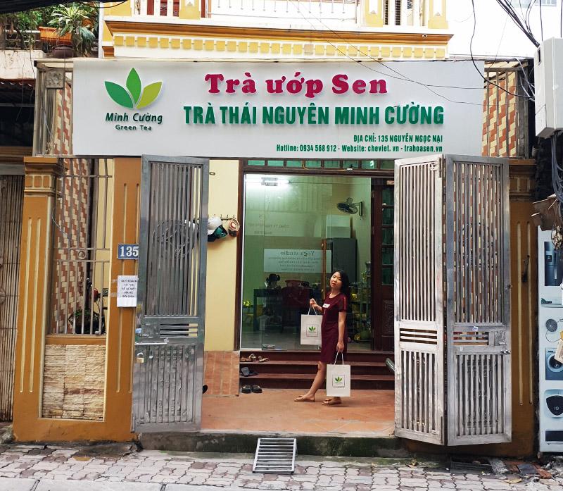 Địa chỉ bán chè Thái Nguyên ở tại Hà Nội, Địa chỉ bán Chè Thái Nguyên ở tại Hà Nội