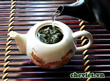 Ấm trà tân cương Khang Thái