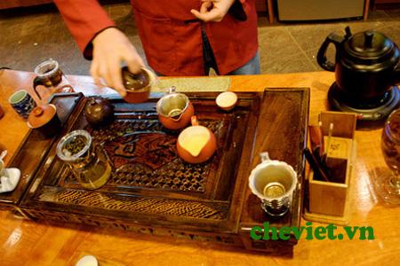 Ấm trà Nhất Phẩm thơm ngon