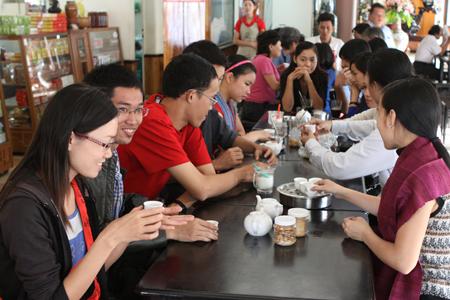 Chè Thái nguyên tại Đà Nẵng