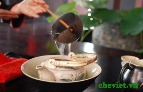 Độc đáo thú chơi trà Thái Nguyên