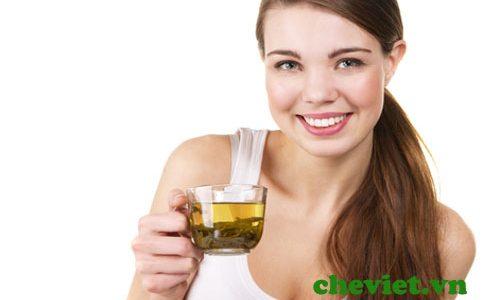 Tác dụng trà Tân Cương với hàm răng