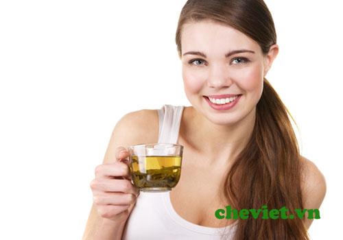 Tác dụng của trà xanh với răng miệng