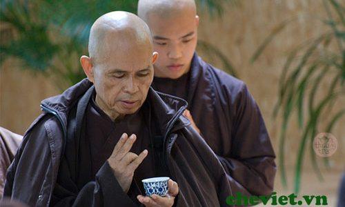 Nghệ thuật Thiền trà Làng Mai