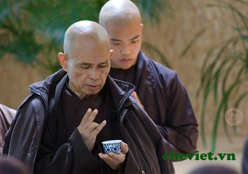 Nghệ thuật Thiền trà Làng Mai, Nghệ thuật Thiền trà Làng Mai