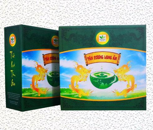 Sản phẩm Trà Tân Cương Long ẩm 1kg