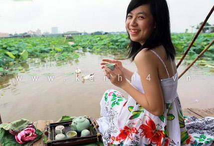 Người bị viêm gan nên uống Trà Thái Nguyên
