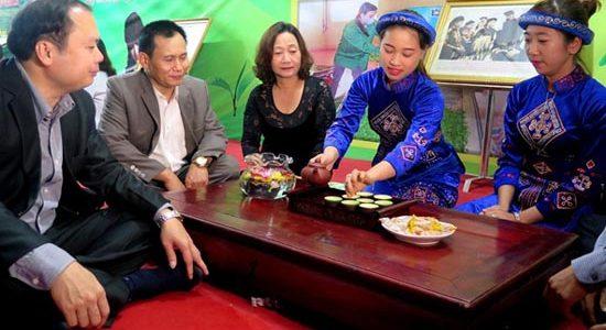 Trà Thái Nguyên đương đại
