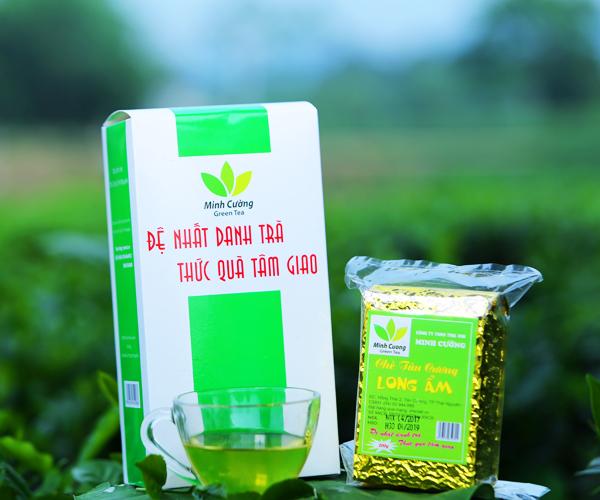 Minh Cường green tea, đệ nhất danh trà - thức quà tâm giao!