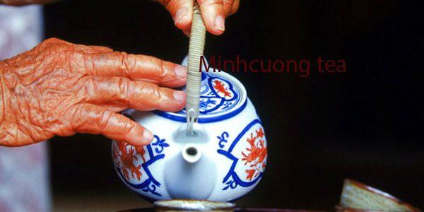 Tâm thế thưởng trà Thái Nguyên