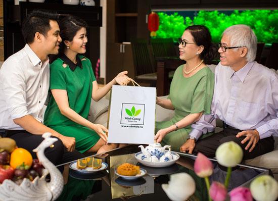 Quà tặng trà thái nguyên tại các quận của Đà Nẵng