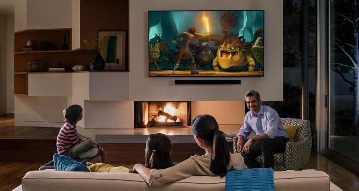 Thường xuyên quét virus mã độc để bảo vệ smart tivi Samsung nhà bạn